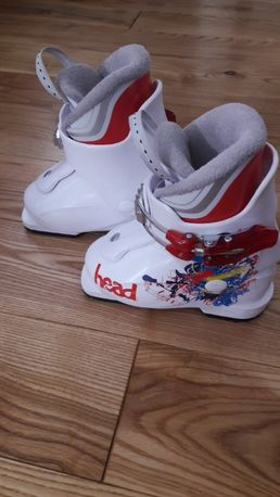 Dziecięce buty narciarskie HEAD rozm. 26-27