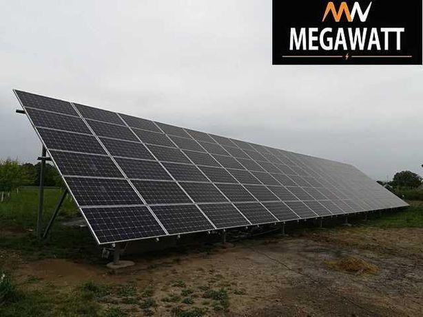 Сонячні електростанції СЕС під ключ, зелений тариф, для підприємств