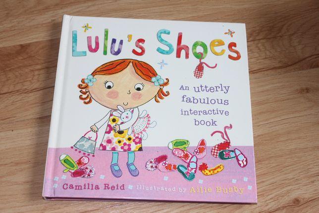 lulus shoes ksiązeczka w języku angielskim