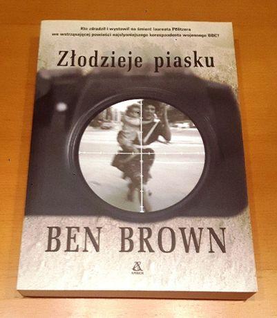 Ben Brown - Złodzieje piasku