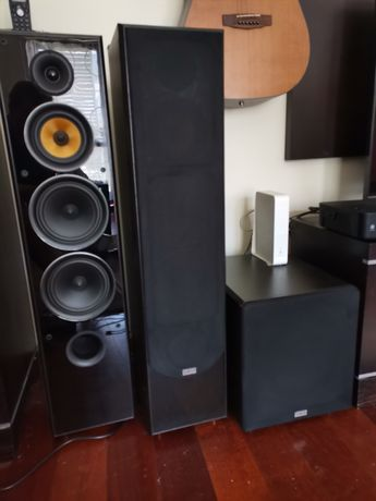 Głośniki Taga Harmony Tav-606f, Tsw-90v.2 subwoofer