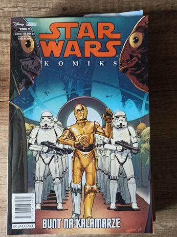 Star Wars Komiks: Bunt na Kalamarze