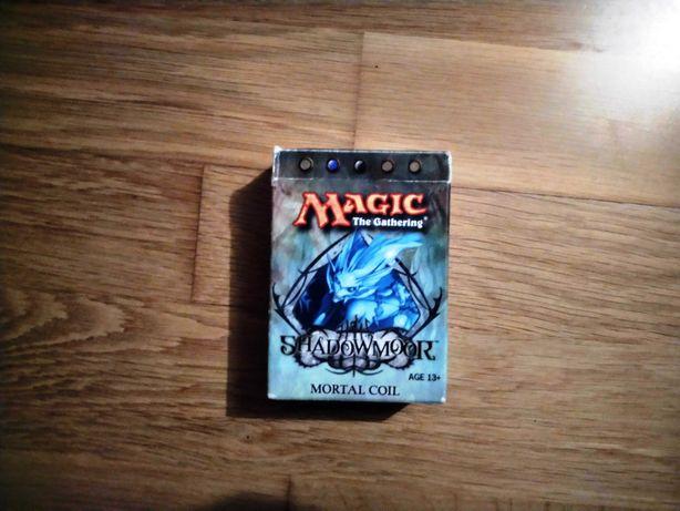 MAGIC THE GATHERING Deck de ShadowMoor Mortal Coil (Como Novo)
