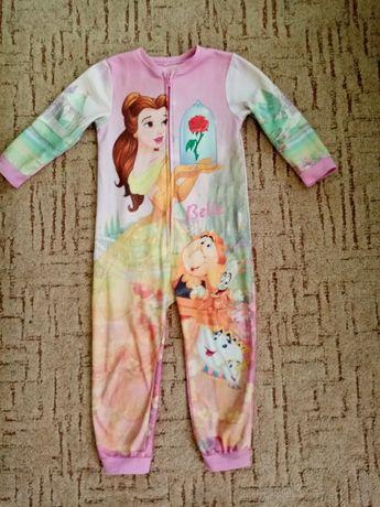 Пижама человечек на 4-5 леь