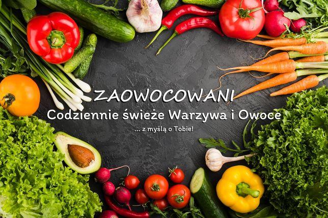 Codzienne dostawy świeżych owoców i warzyw #zaowocowani.eu