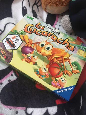 Gra moja pierwsza La Cucaracha Złap Karalucha