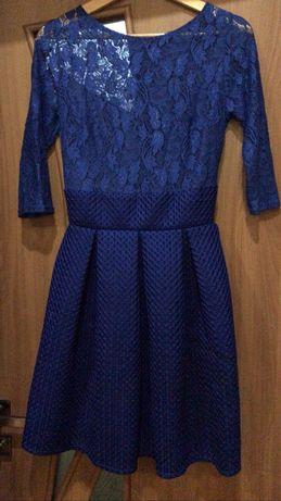 Платье размер S-M очень круто и дорого смотриться!