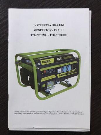 Generator pradu- agregat