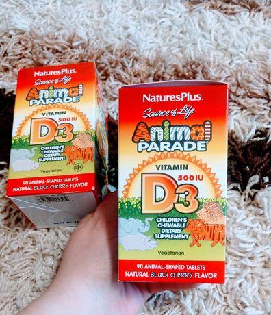 детский витамин Д3 iherb с 2 лет