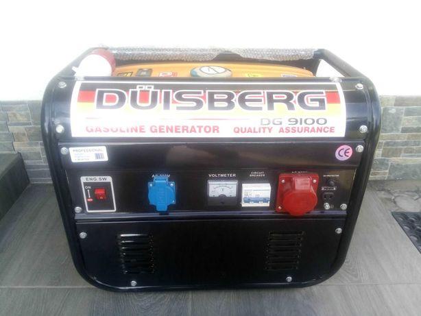 Agregat prądotwórczy DUISBERG  DG9100 NOWY!