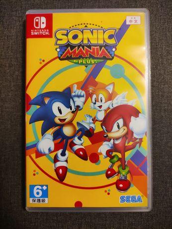 Sonic Mania Plus - игра для Nintendo Switch