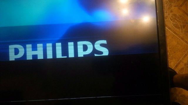 Продам телевизор Philips под разборку