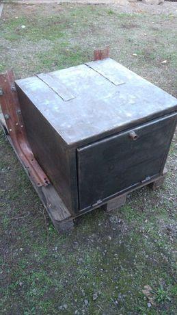 Багажник новый, ящик инструментальный Камаз маз краз зил прицеп гкб