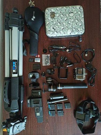 GoPro Hero 7 Black Full Pack