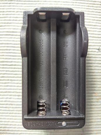 Carregador de baterias pilhas 18650