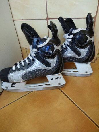 Łyżwy hokejowe CCM rozmiar 37 wkładka 24,5