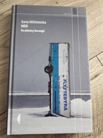 NOWA Ilona Wiśniewska Hen na północy Norwegii