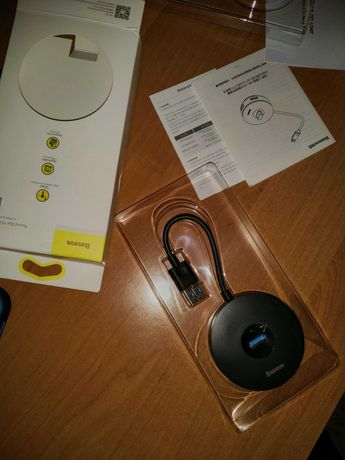 Baseus USB Hub концентратор адаптер для ноутбука