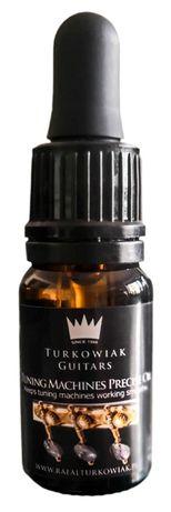 Olej oliwka do kluczy gitarowych stroików lutniczy smar środek płyn