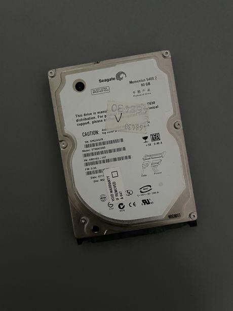 Disco rigido 2.5 de 80 GB