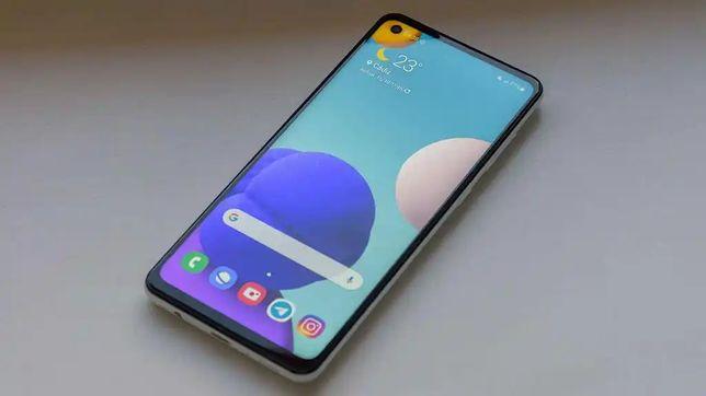 Samsung Galaxy A21s Branco 2020
