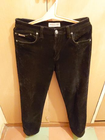Продам мужские брюки черные,зимние