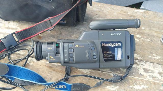 Kamera VHS Sony możliwość wysyłki