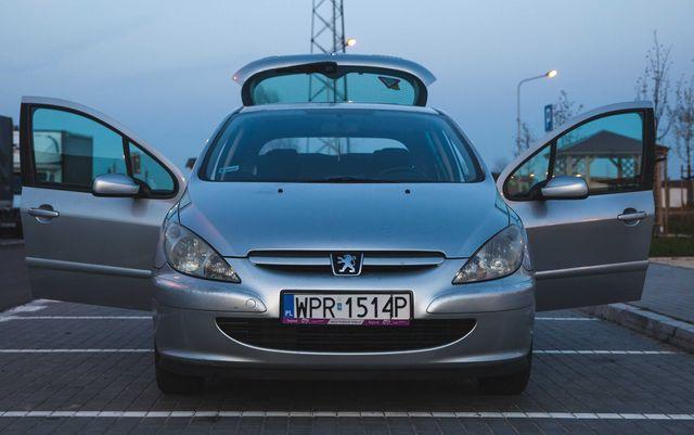 Peugeot 307 2.0 Hd 90 km