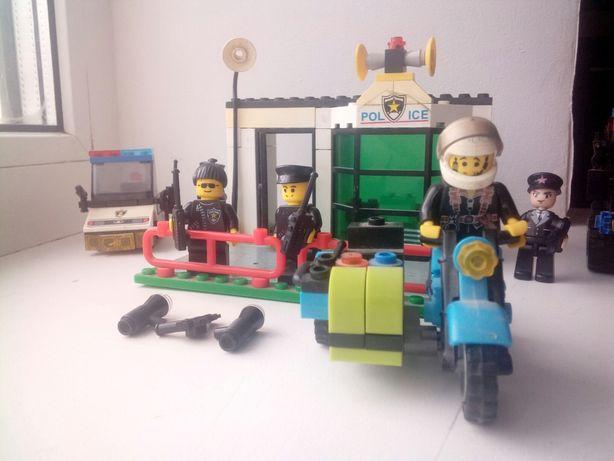 Продам полицейский набор LEGO