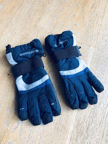 Rękawiczki narciarskie r.S Brugi rękawice snowboard