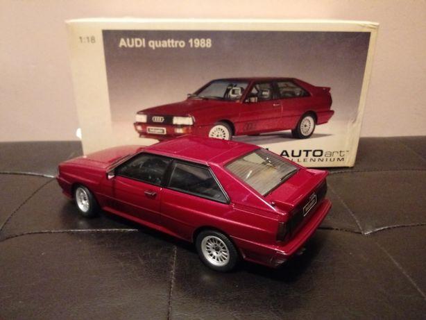 Audi Quattro Autoart 1/18