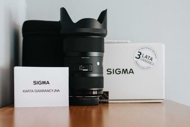 SIGMA ART 18-35 f1.8 / Nikon /