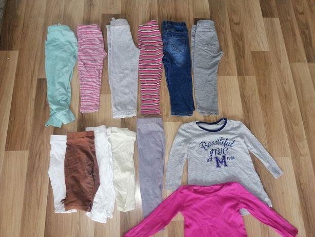 Zestaw ubrań r. 92-98,