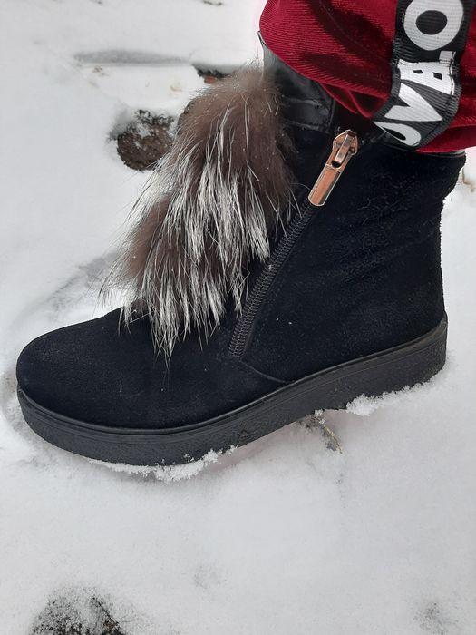Продам зимние ботинки Харьков - изображение 1