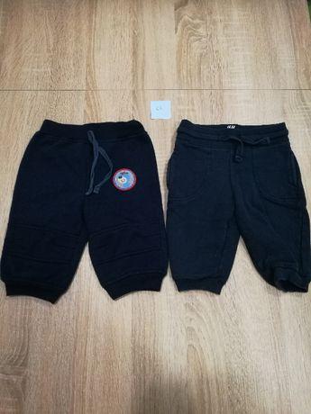 Dla chłopaka, rozmiar 68, 4szt, spodnie, pajacyk, rampers