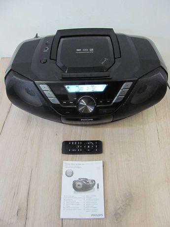 Radioodtwarzacz Philips AZ787 Bumbox CD, MP3-CD, USB, FM Pilot