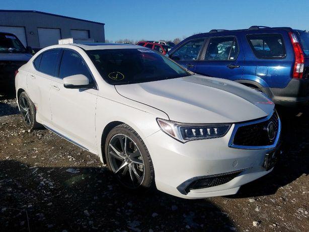 2018 Acura TLX 2018