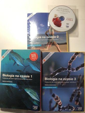 Sprzedam podreczniki z Biologii wydawnictwa Nowej Ery