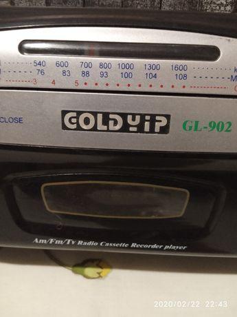 Магнитола GOLDYIP GL-902