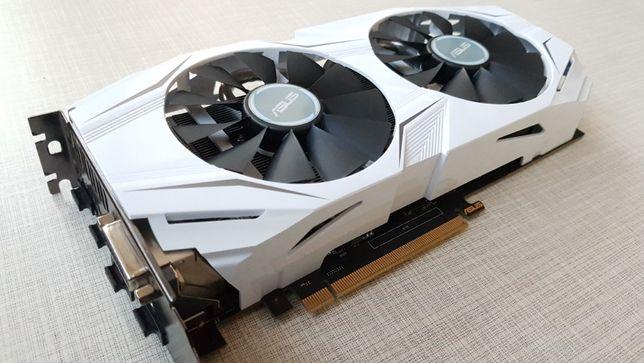 Видеокарта ASUS DUAL GeForce GTX 1070 OC 8GB