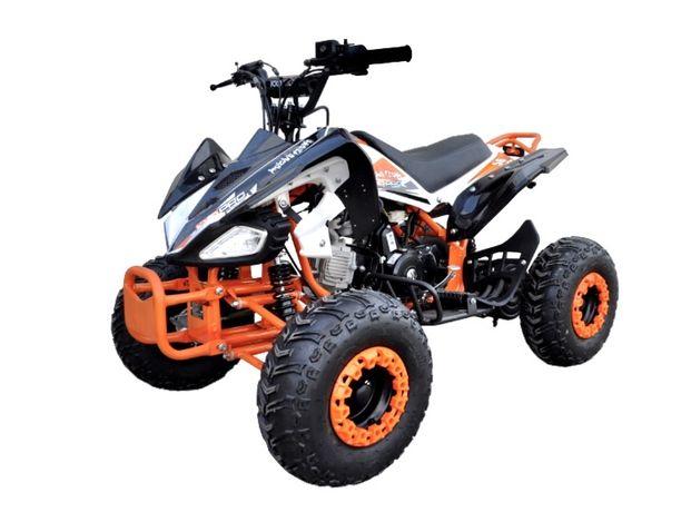 "Quad 125 cc KXD PRO CARBON 7' Automat plus wsteczny ""Raty"""