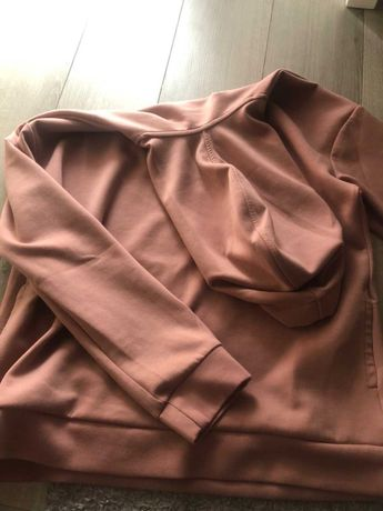 sweatshirt rosa nova