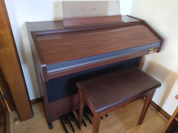 Vendo Órgão Musical como Novo