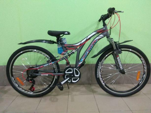 """Велосипед підліткоий Discovery, 24"""" колеса"""