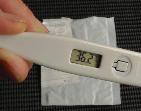 Термометр градусник цифровой электронный для детей