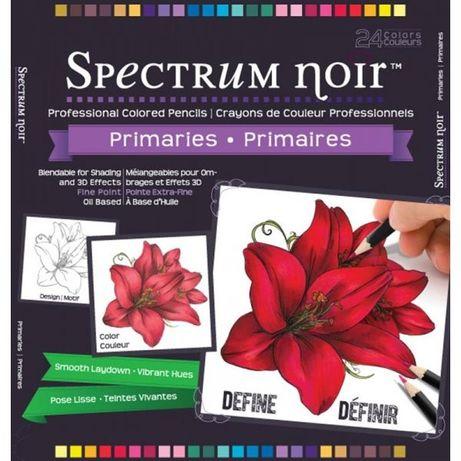 Caixa de lápis - Spectrum Noir Primary Colors