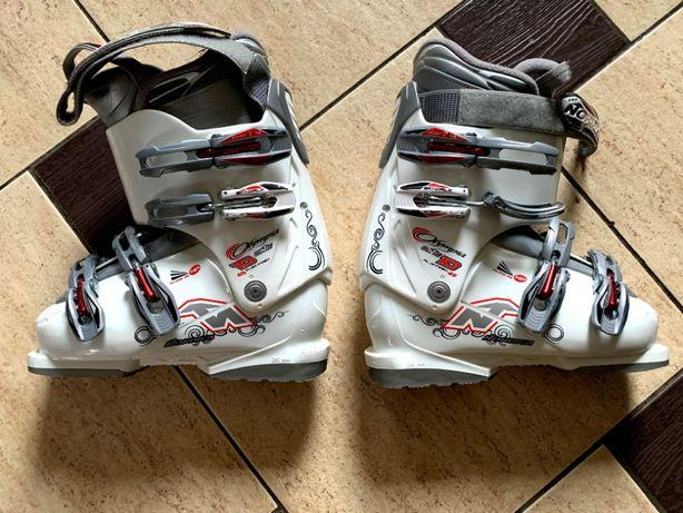 Ботинки горнолыжные размер 37-38 Nordica Olympia One 10 женские белые