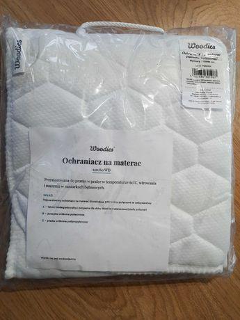 Ochraniacz na materac do łóżeczka NOWY