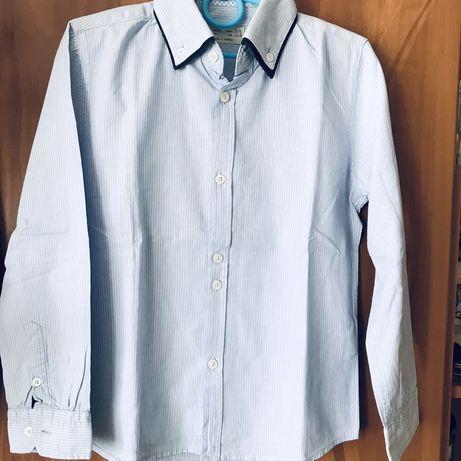 Рубашки Zara 6-7лет