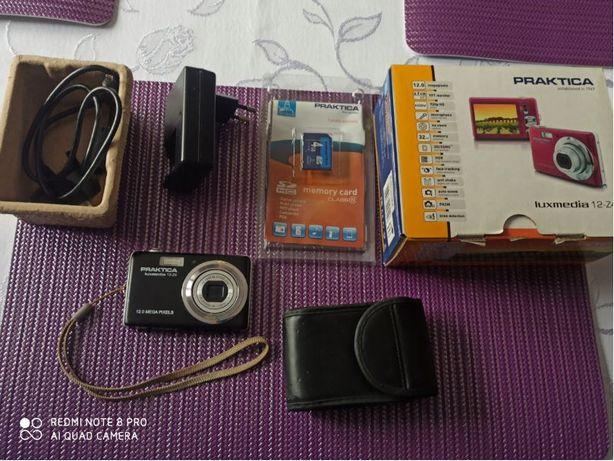 APARAT cyfrowy Praktica luxmedia 12-z4